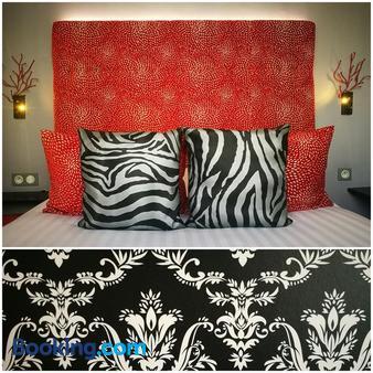 Nyx Hotel - Perpignan - Bedroom
