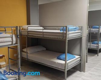 Albergue Arraigos - Melide - Bedroom