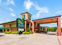 Quality Inn & Suites Garland - East Dallas - Garland - Rakennus