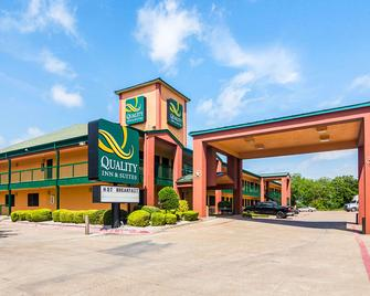 Quality Inn & Suites Garland - East Dallas - Garland - Gebouw