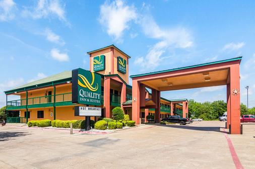 Quality Inn & Suites Garland - East Dallas - Garland - Κτίριο