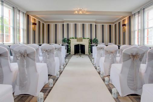 Best Western Moore Place Hotel - Milton Keynes - Banquet hall