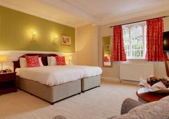 Best Western Moore Place Hotel - Milton Keynes - Makuuhuone