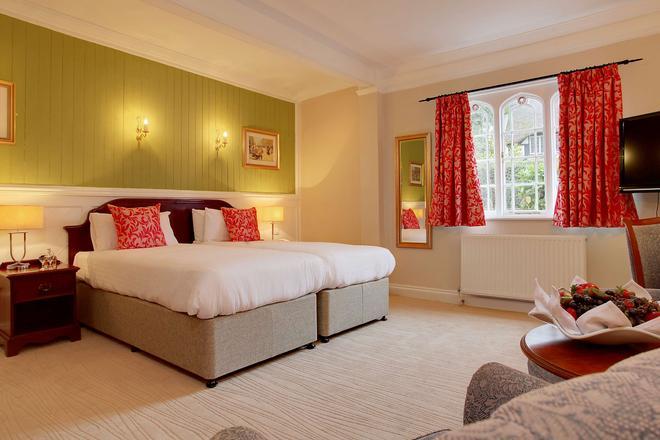 莫爾普萊斯貝斯特韋斯特酒店 - 米爾頓凱恩斯 - 米爾頓凱恩斯 - 臥室