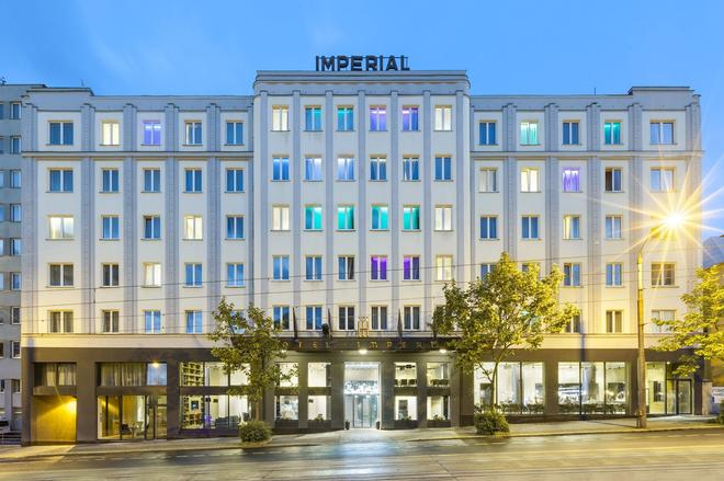 Pytloun Grand Hotel Imperial - Liberec - Rakennus