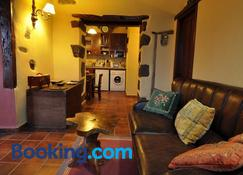 Casa abuela Amparo - Frontera - Sala de estar