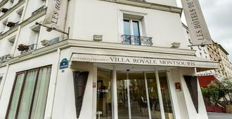 Villa Royale Montsouris - Paris - Bâtiment