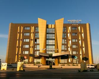 Mandachi Hotel & Spa - Suceava - Building