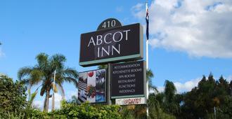 Abcot Inn - Sydney - Vista externa