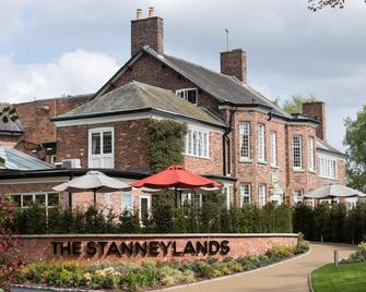 The Stanneylands - Wilmslow - Building