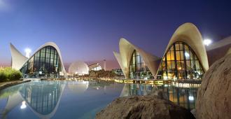 Holiday Inn Express Valencia Ciudad de las Ciencias - Valencia - Pool
