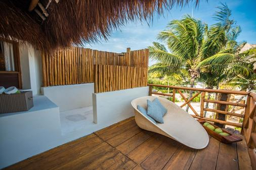 Mahekal Beach Resort - Playa del Carmen - Balcony