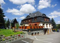 Hotel Vierenstraße - Sehmatal - Gebouw