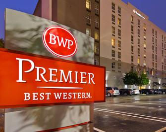 Best Western Premier Miami Intl Airport Hotel & Suites Coral Gables - Miami - Building
