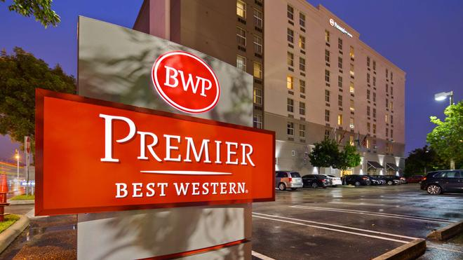 Best Western Premier Miami Intl Airport Hotel & Suites Coral Gables - Miami - Edificio