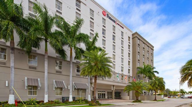 Best Western Premier Miami Intl Airport Hotel & Suites Coral Gables - Miami - Gebäude