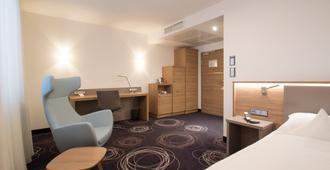 Hotel Rio - קרלסרוהה - חדר שינה