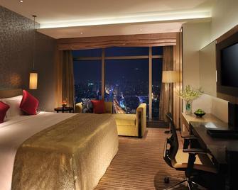 Wongtee V Hotel - Shenzhen - Bedroom