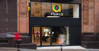 Point A Hotel Glasgow - Glasgow - Utsikt