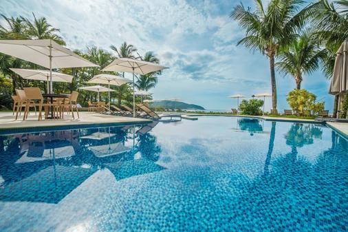 Amora Hotel - Maresias - Bể bơi