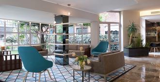 Hotel Lombardia - Milan - Lounge