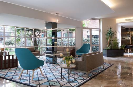 Hotel Lombardia - Milan - Lobby