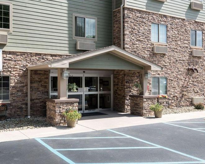 Suburban Extended Stay Hotel - Morgantown - Edificio