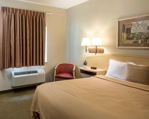 Suburban Extended Stay Hotel - Morgantown - Bedroom