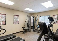 Suburban Extended Stay Hotel - Morgantown - Gym