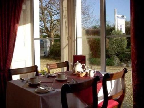 Brookthorpe Lodge - Gloucester - Ruokailuhuone