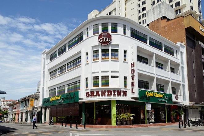 Grand Inn Penang Road - George Town - Building