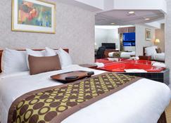列克星敦套房酒店 - 加拿大安大略省溫莎 - 溫莎 - 溫莎 - 臥室