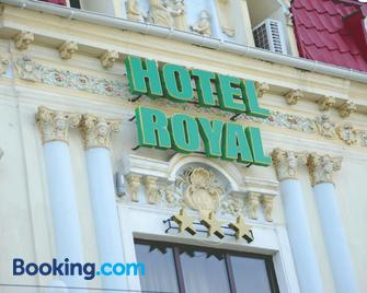 Hotel Royal Craiova - Craiova - Rakennus