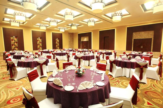 Radisson Chennai City Centre, India - Chennai - Banquet hall