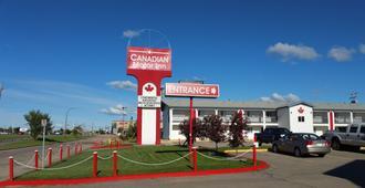 Canadian Motor Inn - Grande Prairie
