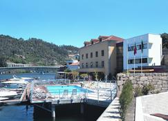 Hotel Porto Antigo - Cinfães - Edifício