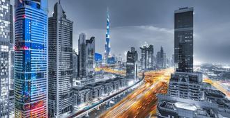 Emirates Grand Hotel - Dubai - Vista del exterior