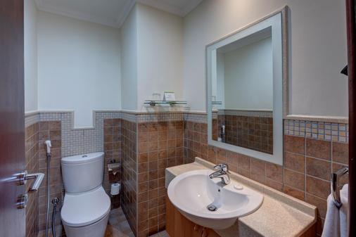 Emirates Grand Hotel - Dubai - Bathroom
