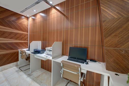 Emirates Grand Hotel - Dubai - Business centre