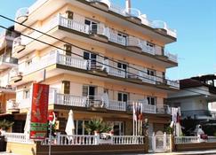 San Antonio Hotel - Paralia - Rakennus