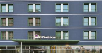 Best Western Premier CHC Airport - Genua - Gebäude