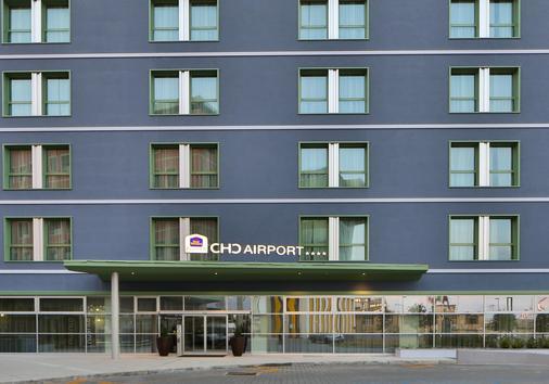 Best Western Premier CHC Airport - Genoa - Toà nhà