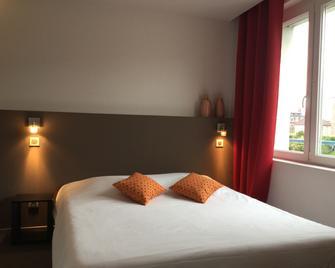 Le Globe - Saint-Dié-des-Vosges - Schlafzimmer