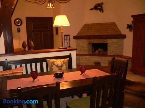 Ansitz Felsenheim - Lermoos - Dining room