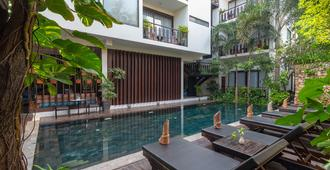 King Rock Boutique Hotel - Siem Reap - Pool