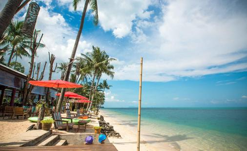 By Beach Resort - Ko Samui - Beach