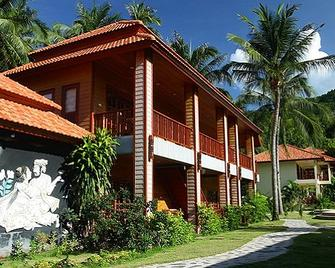 Havana Beach Resort - Ko Pha Ngan - Building