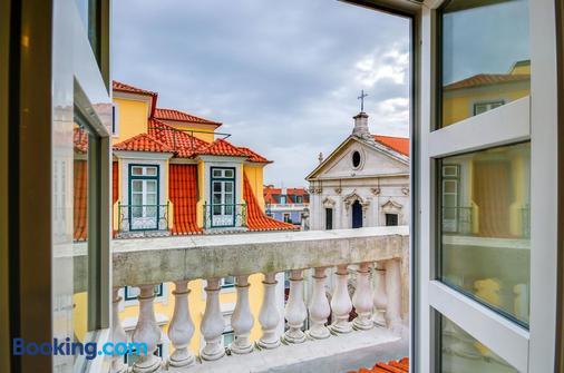 Hotel Borges Chiado - Lisboa - Varanda