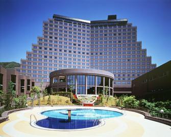 Hotel Listel Inawashiro Wing Tower - Inawashiro - Building