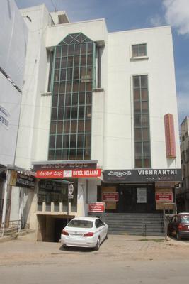 Hotel Vellara - Bangalore - Rakennus
